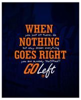When Nothing Goes Right by ykl