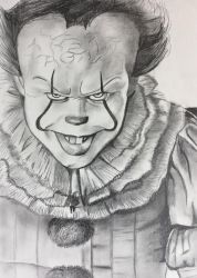 Pennywise (IT) by Starr-Fall