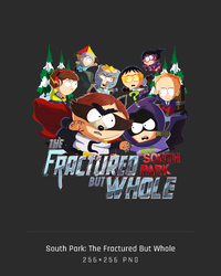 South Park: The Fractured But Whole by A-Gr