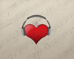 Everybody Loves Music. by PhysicalMagic