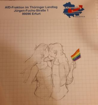 LGBTQ with AT by TheLerios
