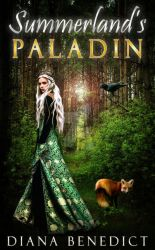 Summerland's Paladin ebook cover by latchkey-artist