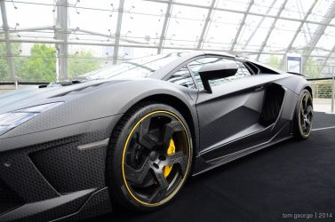 Mansory Aventador by MX-3-Tom