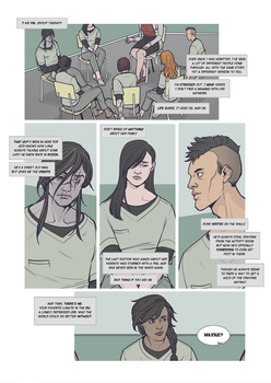 :: DESOLATION :: Page 7 by BleedingHeartworks