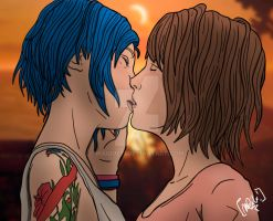Pricefield kiss (#1868451) by Maiqueti