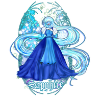 Sapphire by Icempress