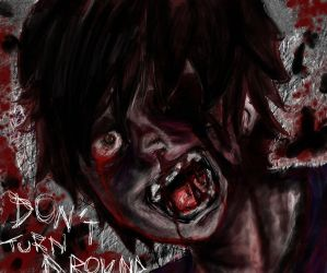 DON'T TURN AROUND// Cover by RE-Dx