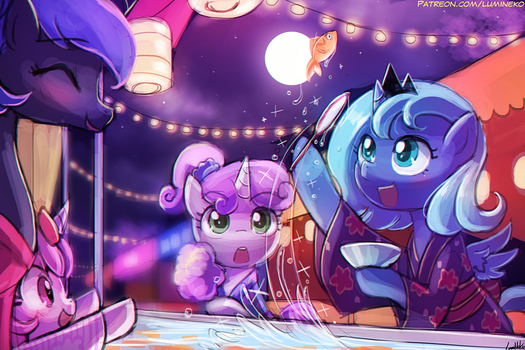 Lunar New Year by luminaura