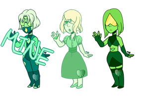 Perithot Adopts  (Open) by Nihilego-Null