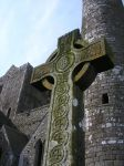 Irish High Cross by LadyMillennium