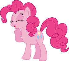 Pinkie Pie 1 by xPesifeindx