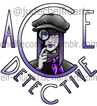 Ace Detective by Elf-chuchu