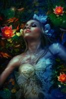 Ophelia by SeventhFairy