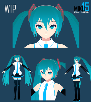 MIKU15 progression picture by MMD-MCL