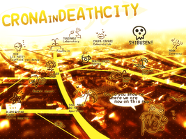 Crona in DeathCity Map? by NosferatuTheNictuku