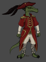 Kobold Pirate by octagoncalibrator