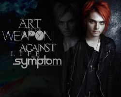 Art is the weapon by ChelseaDawn