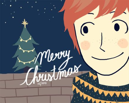 A ginger christmas by drrecords