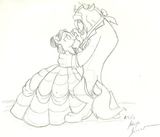 Tale as old as time by PitterPaint