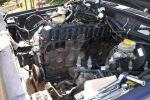 1998 Jeep engine intake and exhause headers remove by Kodai-Okuda