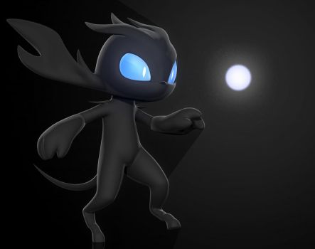 Dark Ori by Albazcythe