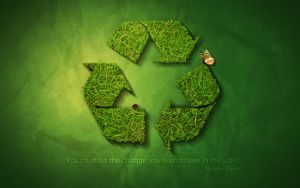 Recycle by roopi