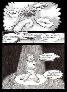 Dragon Theory Page 37 by GodofLizards
