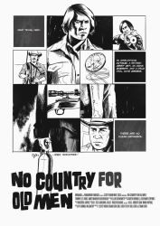 No Country for Old Men by Deimos-Remus