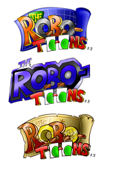 Robo-Toons Titles by gizmo01