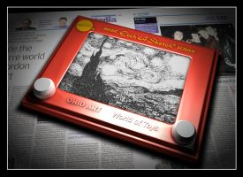 Etch A Sketch by FarawayPictures