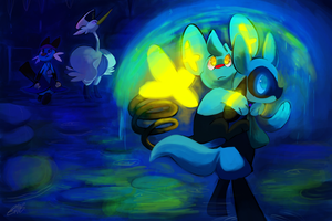 Water Cave Exploration by bellyboltz