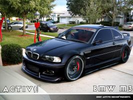 BMW M3 by Active-Design