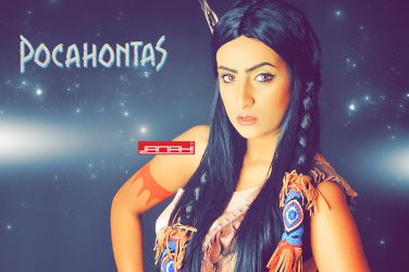 Pocahontas by janahi-photography