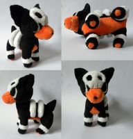 Houndour Pokemon Time Plush