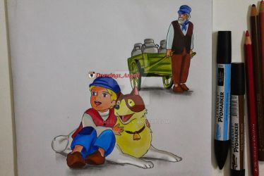 A Dog of Flanders by Angelii-D