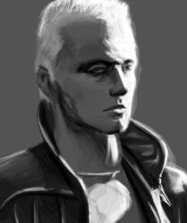 Roy Batty by Sapiains