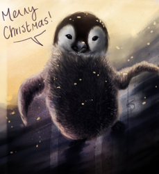 Happy Feet by lucity
