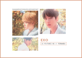 Photopack 2492 // EXO by xAsianPhotopacks