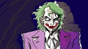 Joker Color Test by MRHaZaRD