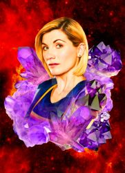 The Thirteenth Doctor by Cotterill23