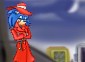 Where in the world is Sonic by ClassicSonicSatAm
