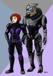 armored up by Pookie776