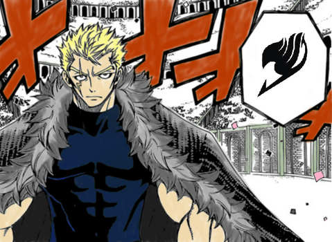 Laxus Champion part 2 by DatorVitae