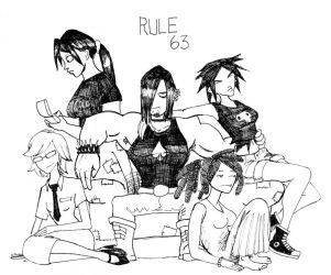 Rule 63 by SpoonOfTheDamned
