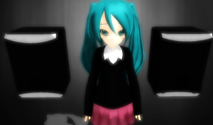 [MMD] One More Time- Rolling Girl Motion dl by khftw