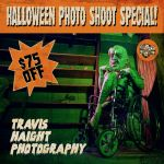 Halloween 2016 Photo Shoot Special Flyer by recipeforhaight
