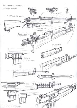 weapons 20 by TugoDoomER
