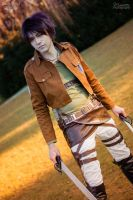 Eren (Attack on Titan) - Horror Story by Snowblind-Cosplay