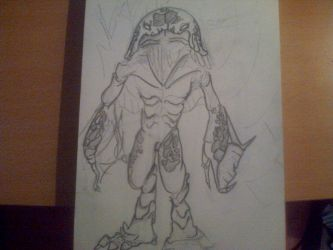 Drawing Random Character by Audon4150