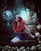 Red head fairy by jiajenn